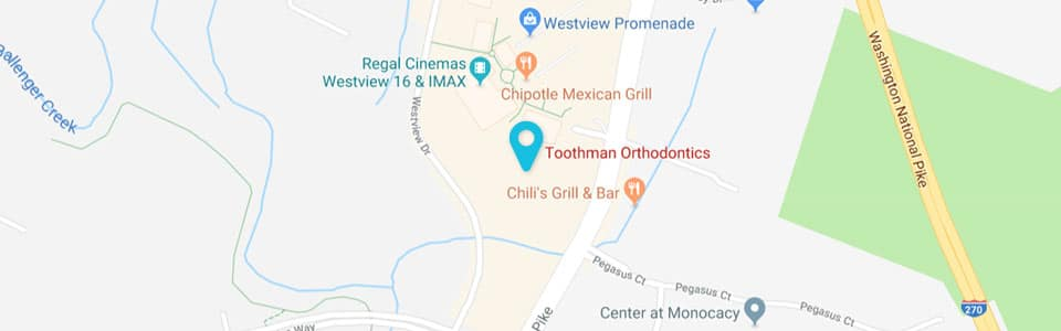 Frederick Location Toothman Orthodontics in Frederick MD